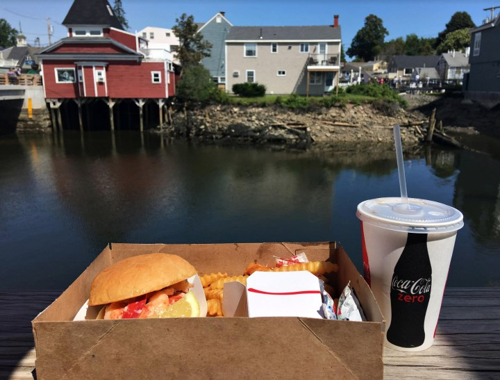 The Clam Shack Lobster Roll 3