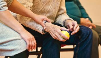 caregiving can be distressing