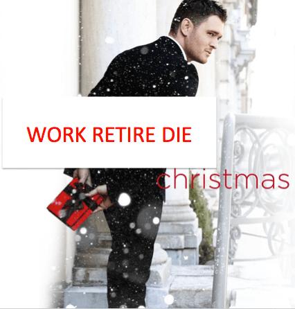 *GUEST COLUMN* Album Review- A Work Retire Die Christmas
