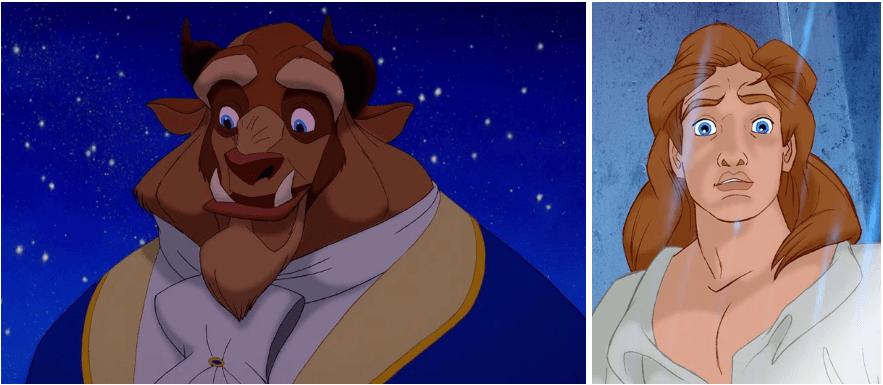Beast Prince Adam