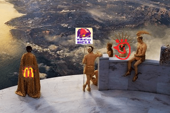 Fast Food Secret Menu Part Two