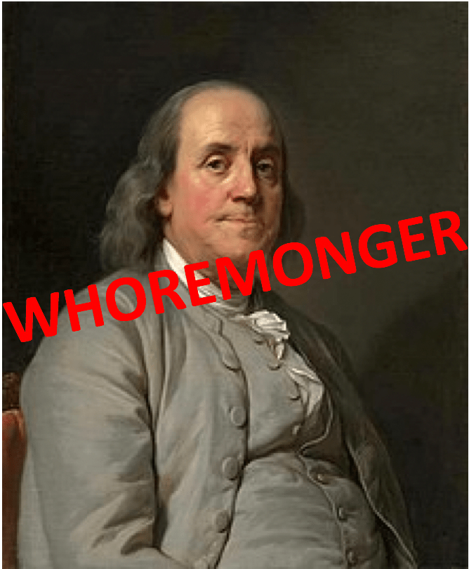 Ben Franklin, Renowned Inventor of…Syphilis?