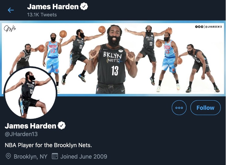 James Harden is Giving a Masterclass in How to Start a New Job