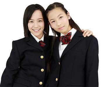 女学生 モデル撮影