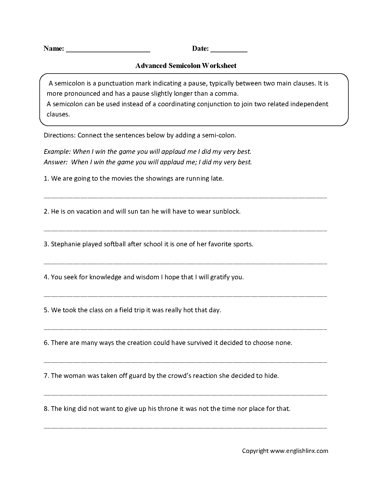 Best Worksheets By Johnathan