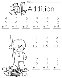 Free Math Coloring Pages For 1st Grade 1st Grade