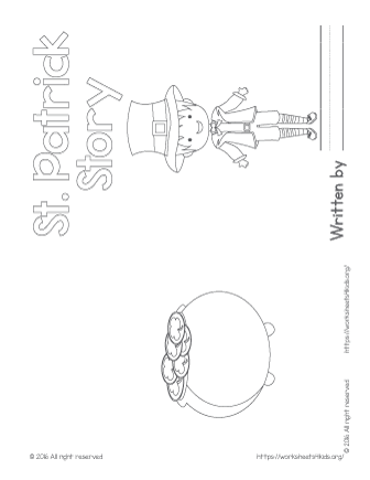 st patricks day worksheet