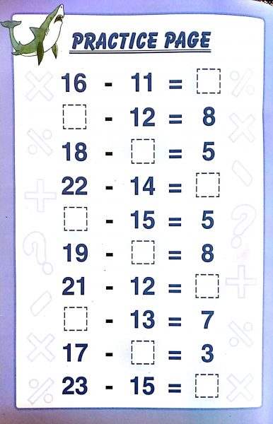 Kindergarten Math Worksheets Printable One More Addition