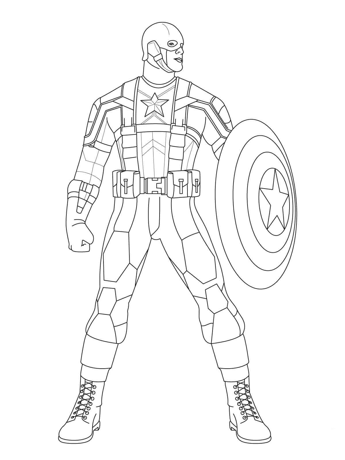 Captain Underpants Coloring Pages