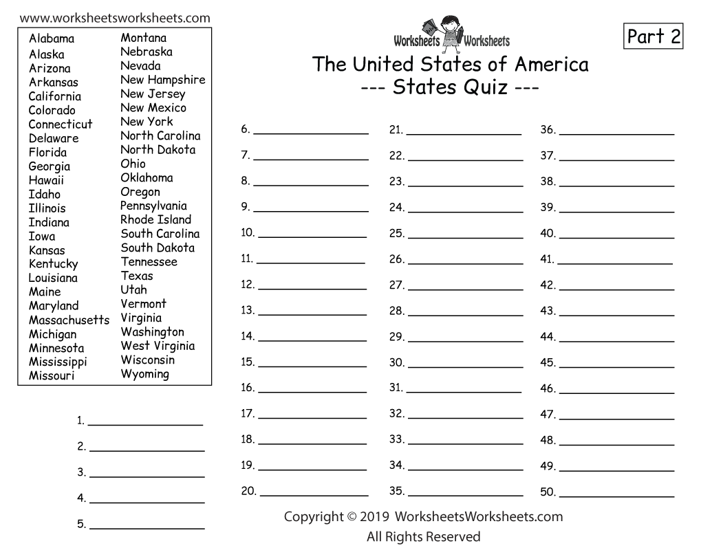 Index Of Images Worksheets Homeschool