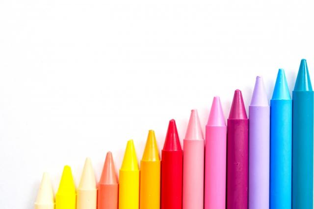 資料の色選び