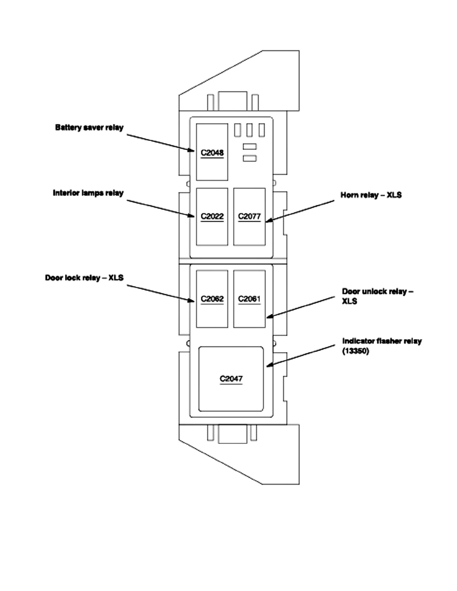 Ford Ranger Fuse Box Diagram Together With 2001 Ford Ranger Fuse Box