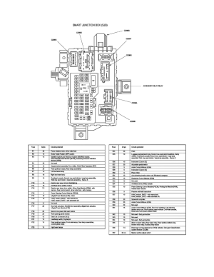 Smart Junction Box Sjb Fuse 15 | Wiring Library