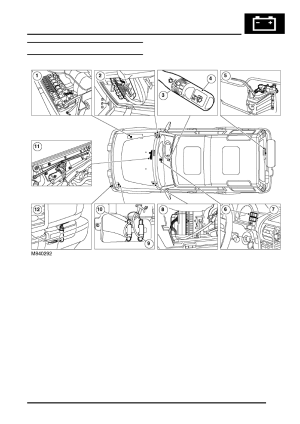2006 Range Rover Hse Fuse Box | Wiring Library