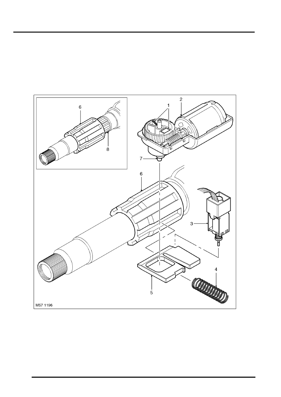 Land rover workshop manuals > l322 range rover system description l322 a217 page 266