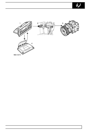 Land Rover Workshop Manuals > Range Rover P38 > 82  AIR
