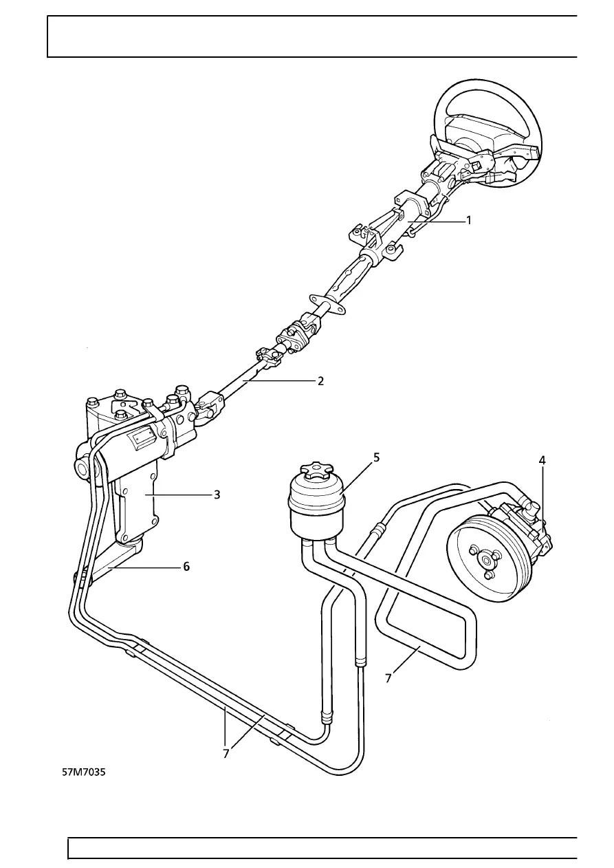Land Rover Workshop Manuals Gt Range Rover P38 Gt 57