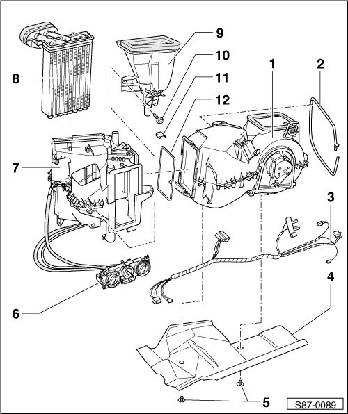 Diagram Audi 3b Engine Wiring Diagram 58 49 139 Pro