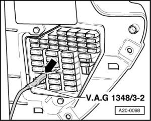 Skoda Workshop Manuals > Octavia Mk1 > Drive unit > 16 ltr75 kW Engine  Mechanical