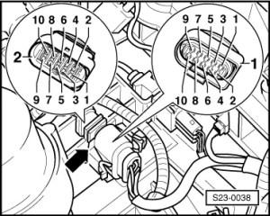Skoda Workshop Manuals > Octavia Mk1 > Drive unit > 19