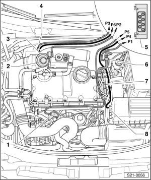 Skoda Workshop Manuals > Octavia Mk2 > Drive unit > 1977