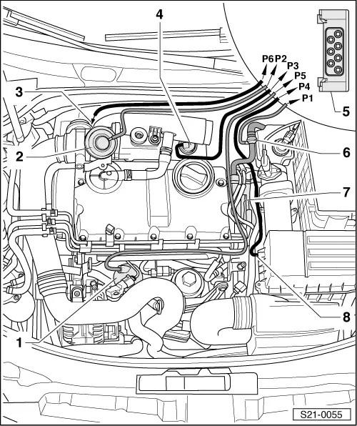 skoda engine diagram  led turn signal resistor wiring