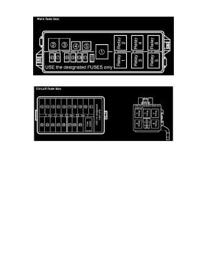 Suzuki Workshop Manuals > Aerio L423L (2006) > Relays