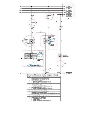 Suzuki Workshop Manuals > Reno L420L (2006) > Lighting