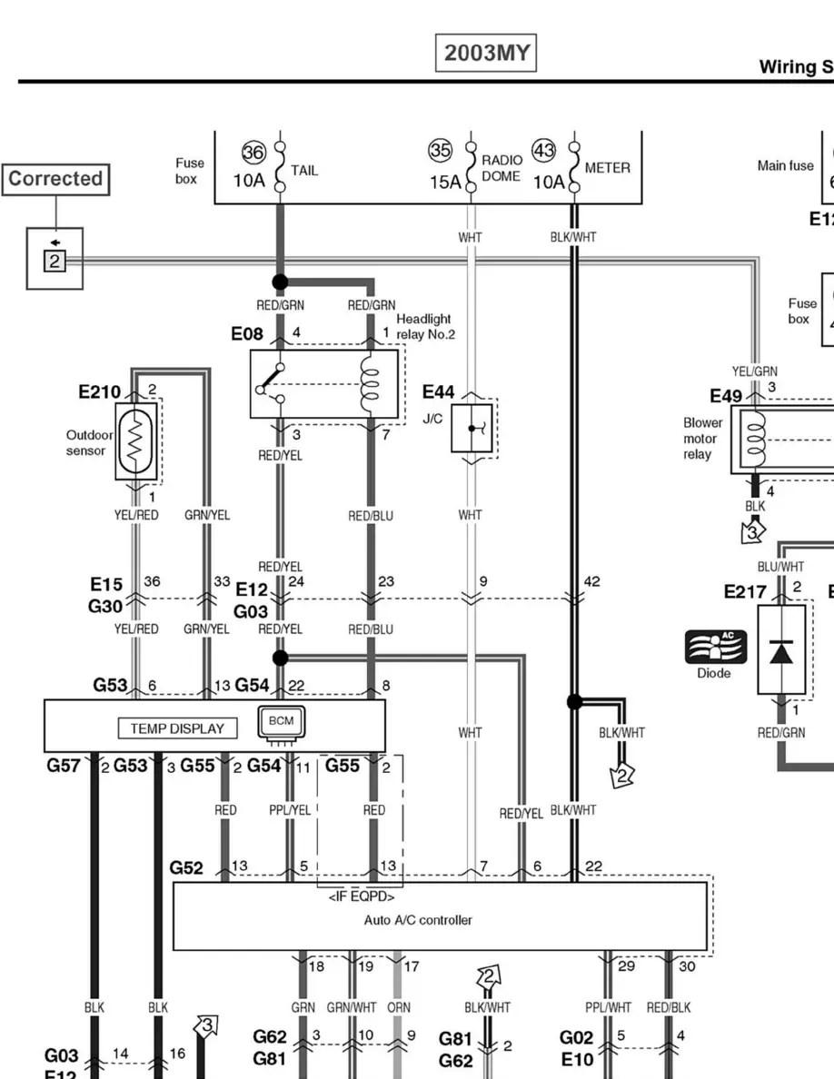 Knock Sensor Wiring Diagram Lexus Rx300