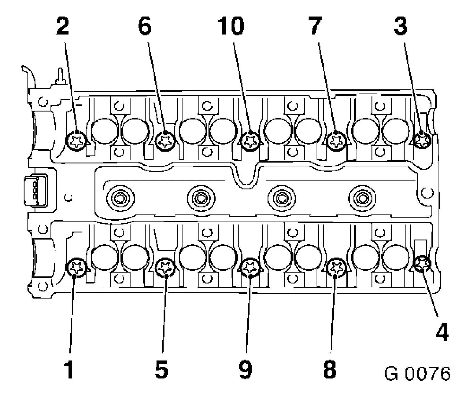 Vauxhall Workshop Manuals Gt Astra G Gt J Engine And Engine