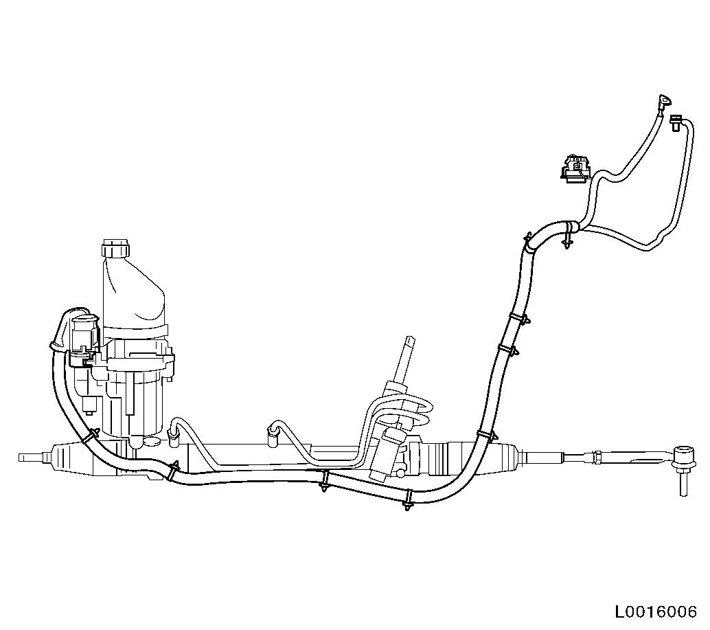 Astra Power Steering Wiring Diagram