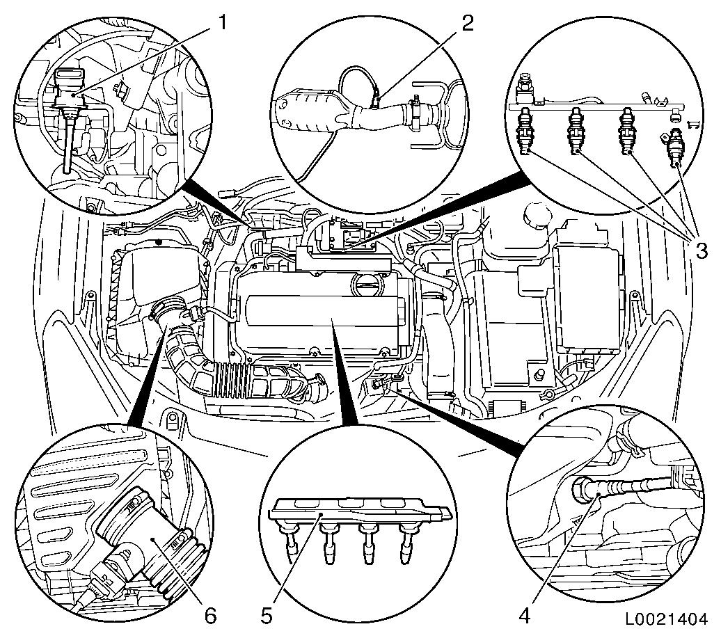 Astra H Engine Diagram