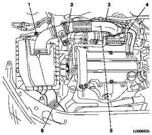 Vauxhall Workshop Manuals > Astra H > J Engine and Engine Aggregates > Engine Electrics
