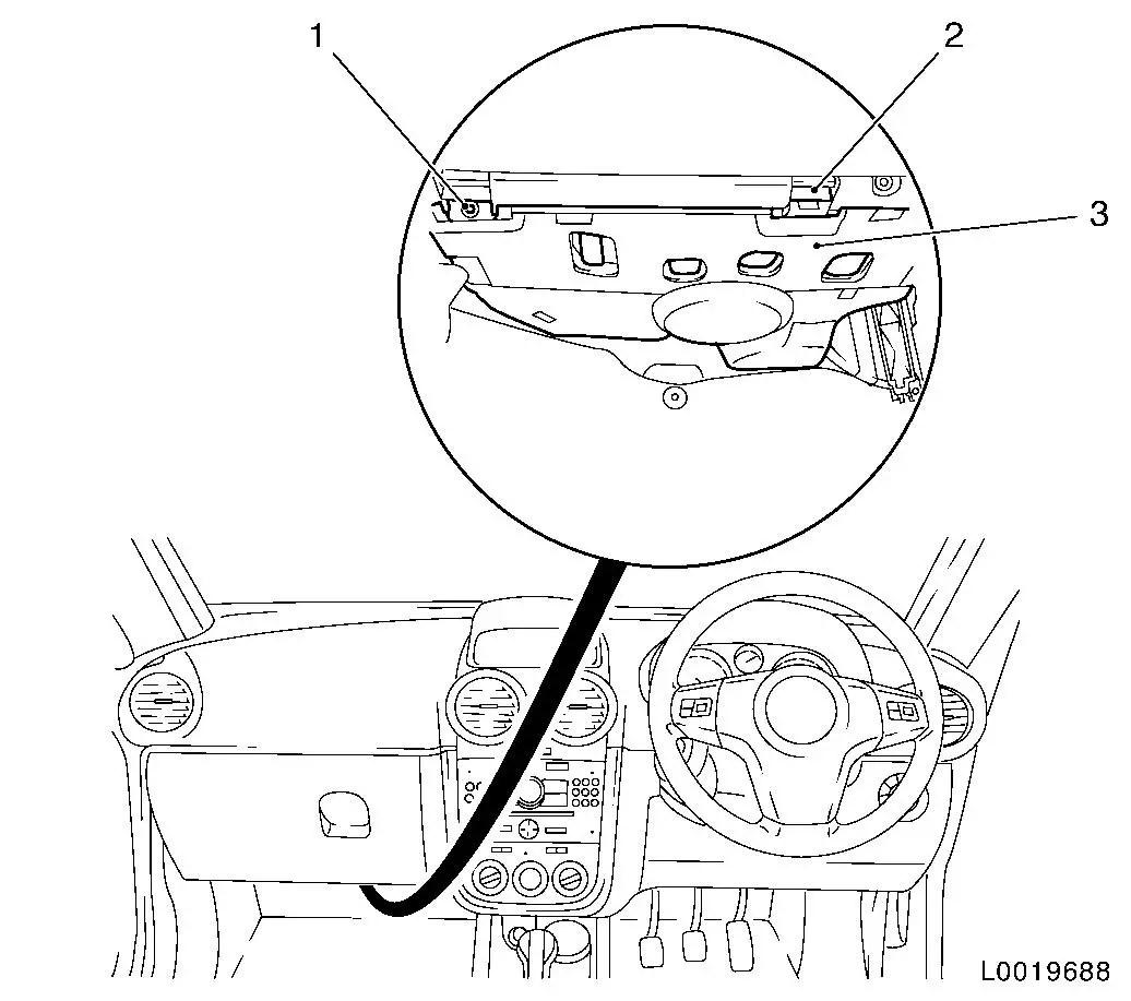Vauxhall Workshop Manuals Gt Corsa D Gt D Heating