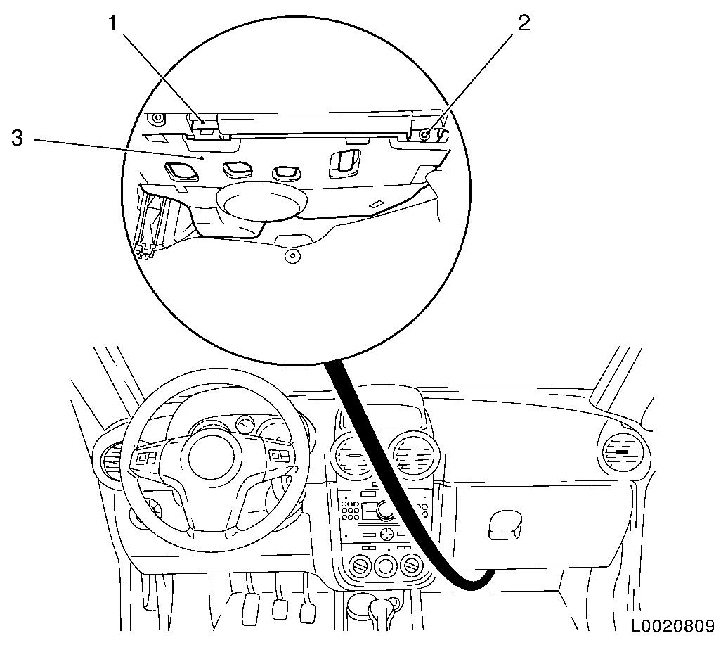 Vauxhall Workshop Manuals Gt Corsa D Gt N Electrical