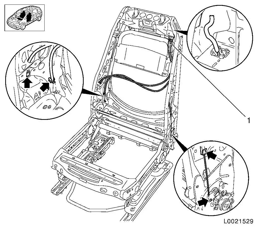 Saturn Vue Repair Diagrams