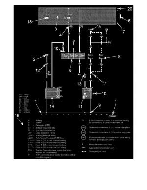 Volkswagen Workshop Manuals > Jetta L419L DSL Turbo (BRM