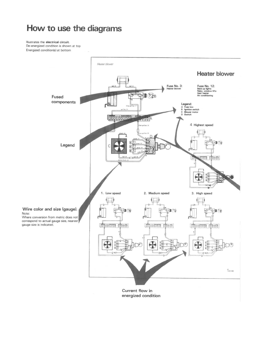 Page 0001 volvo 240 cruise control wiring diagram volvo wiring diagrams 1990 Volvo 240 Wiring Manual at edmiracle.co
