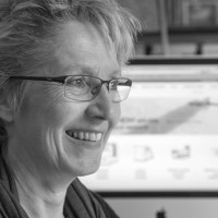 Charlotte Maas van Maasbeeld geeft de cursus wordpress website