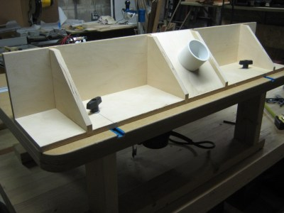 Router table build bens workshop new router table fence the frame keyboard keysfo Gallery