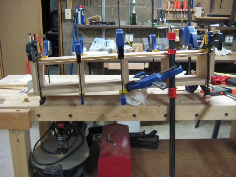 Clamping an assembly