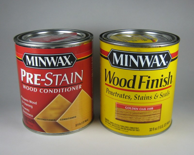 Prestain and Stain