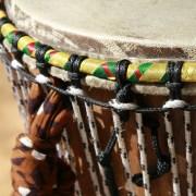 workshop afrikaans trommelen, djembé