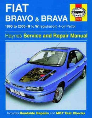 Fiat Bravo and Brava Petrol 1995 2000 Haynes Service Repair Manual  sagin workshop car manuals