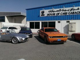 House of Cars Garage