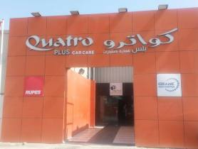 Quatro Plus Car Care