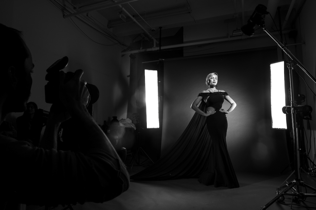 Fashion Lighting Setups
