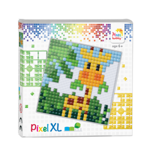 41001 Pixel XL set baby giraffe