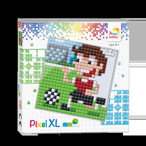 41034 Pixel XL set voetballer