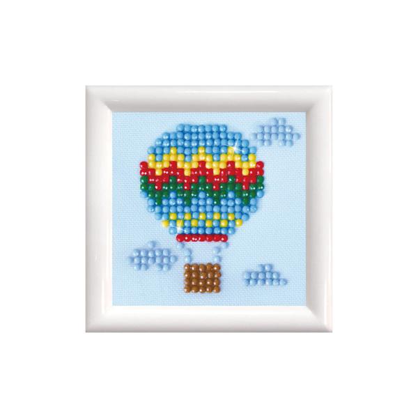 Diamond dotz kit met frame luchtballon